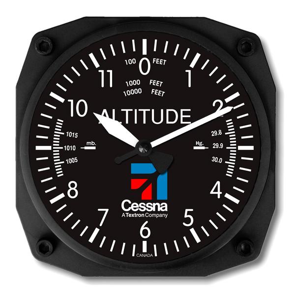 """6"""" Altimeter Clock"""
