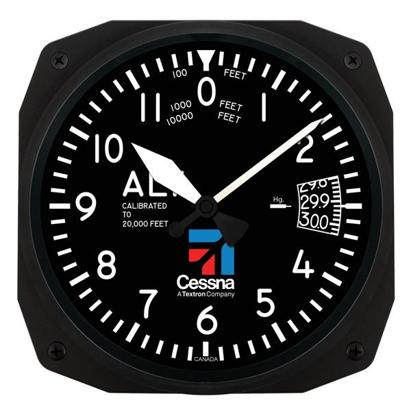 """10"""" Altimeter Clock"""